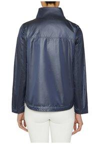 Geox - Waterproof jacket - gothic blue f - 1