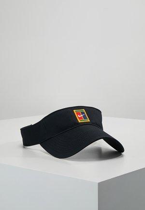 VISOR HERITAGE LOGO - Pet - black