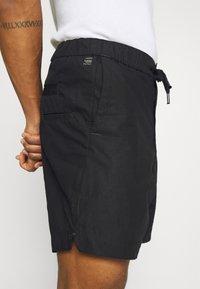 G-Star - SPORT TRAINER  - Shorts - dk black - 4