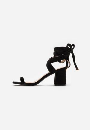 JAZMINE - Sandaler - black