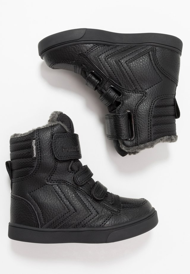 STADIL SUPER TUMBLED  - Sneaker high - black