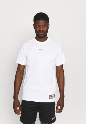 FC TEE JOGA - T-shirt con stampa - white