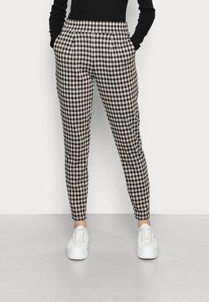 KATE  - Spodnie materiałowe - black