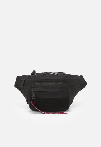 TACTICAL WAIST UNISEX - Bum bag - black