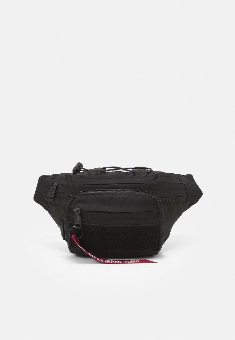 Alpha Industries - TACTICAL WAIST UNISEX - Bum bag - black