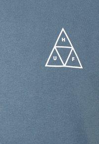 HUF - LUPUS NOCTEM TEE - Print T-shirt - slate - 2