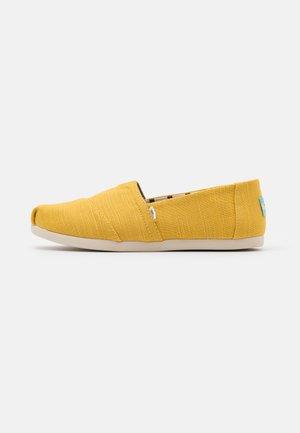 ALPARGATA - Slip-ons - yellow