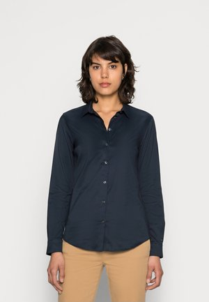 HERITAGE SLIM FIT - Button-down blouse - midnight