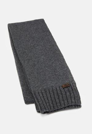 GRADY SCARF UNISEX - Šála - dark grey