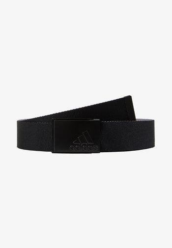 REVERS BELT - Belt - black