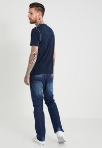 G-Star - 3301 STRAIGHT - Straight leg jeans - accel stretch denim - 2
