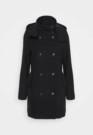 CABAN - Classic coat - black
