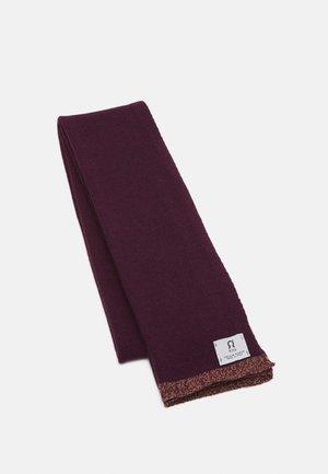 LUCHINO - Scarf - violet mosto