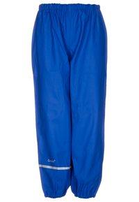 CeLaVi - RAINWEAR SUIT BASIC UNISEX - Waterproof jacket - ocean blue - 3