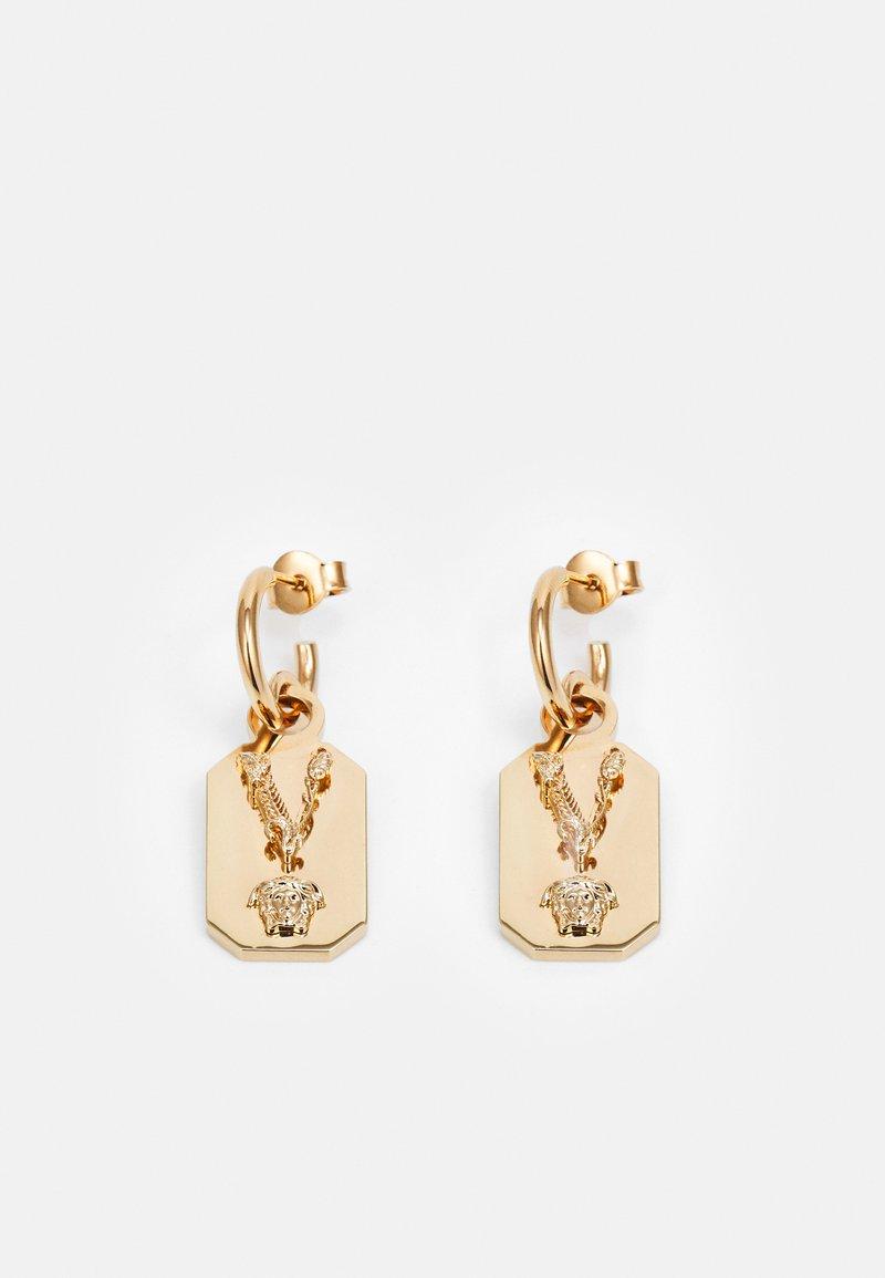 Versace - Earrings - oro