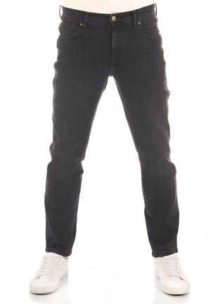 TEXAS SLIM - Slim fit jeans - cash black
