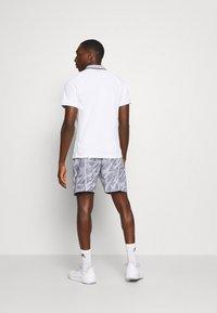 adidas Performance - PRINTED SHORT - Sports shorts - grey - 2