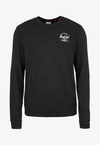 Herschel - Sweatshirt - classic logo black/white - 0