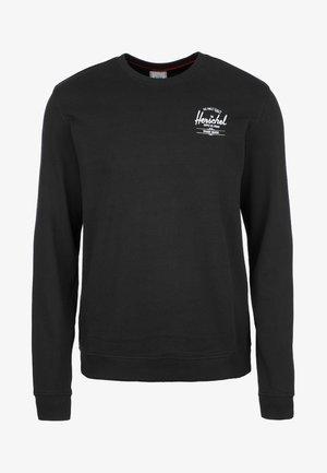 Sweatshirts - classic logo black/white