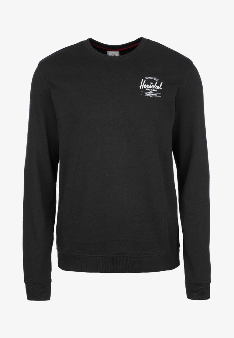 Herschel - Sweatshirt - classic logo black/white