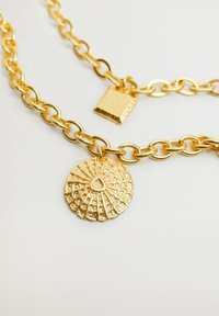 Violeta by Mango - CHAD - Necklace - gold - 1