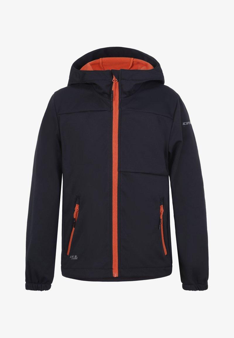 Icepeak - Soft shell jacket - anthrazit