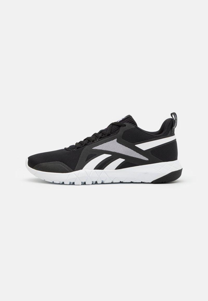 Reebok - FLEXAGON FORCE 3.0 - Sports shoes - core black/footwear white