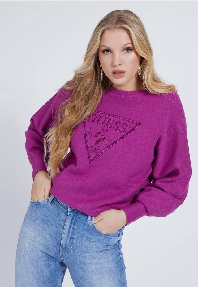 Sweter - violett