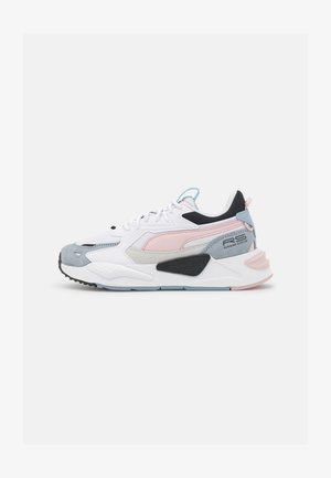RS-Z REINVENT  - Sneakers laag - white/lotus/blue fog