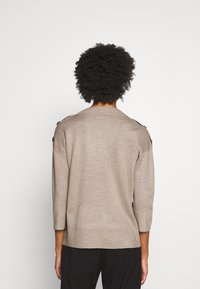 Freequent - FQANI - Jumper - oxford tan melange - 0