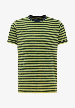 T-shirt med print - lemon