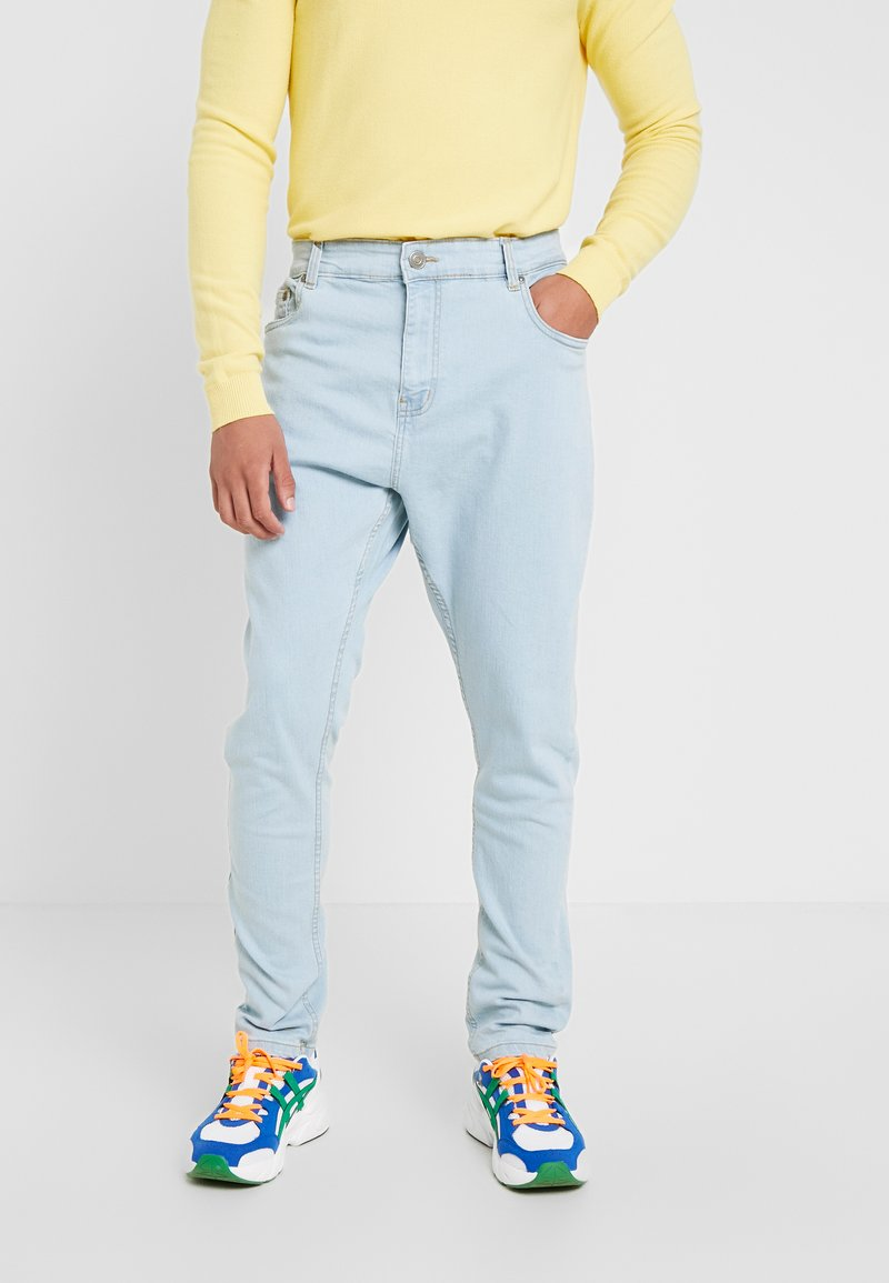 Brave Soul - JAMIE - Relaxed fit jeans - light blue denim