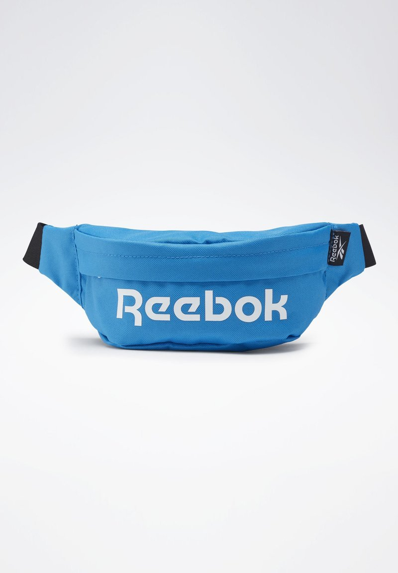 Reebok - ACTIVE CORE WAIST BAG - Bum bag - blue