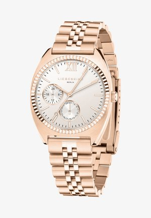 Chronograph watch - roségold