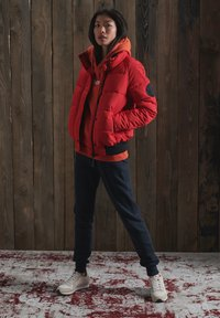 Superdry - Winter jacket - high risk red - 1