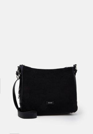 FLUFFY - Across body bag - black