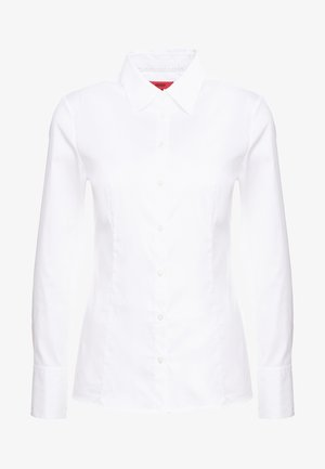 THE FITTED - Overhemdblouse - white