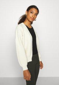 Fashion Union - SHAY - Cardigan - cream - 3