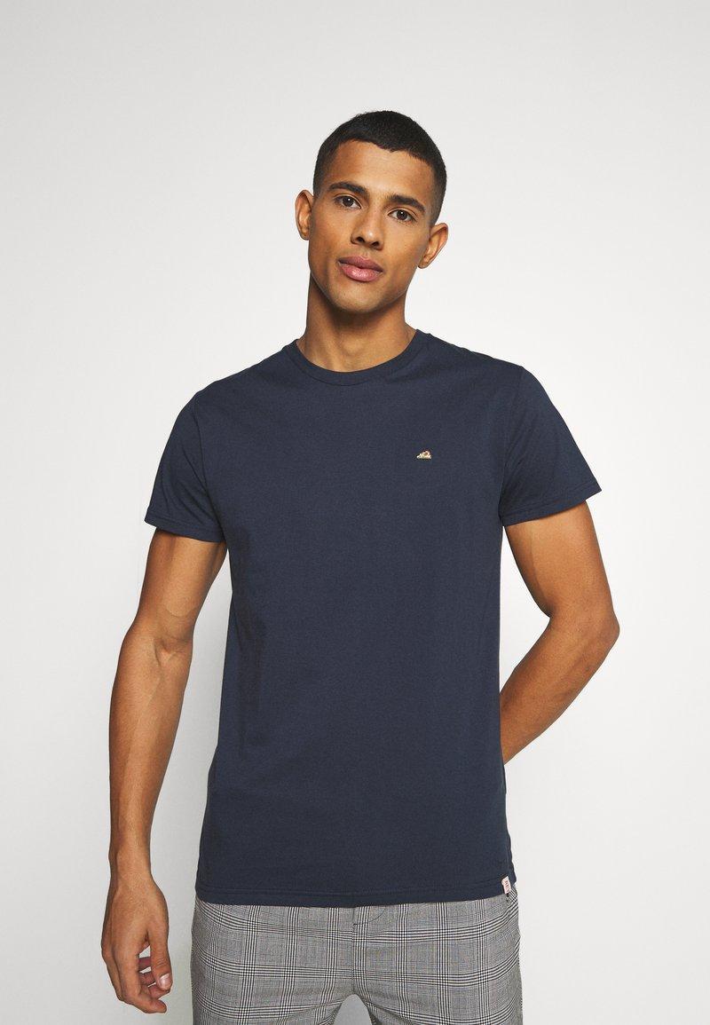 REVOLUTION - Basic T-shirt - dark blue