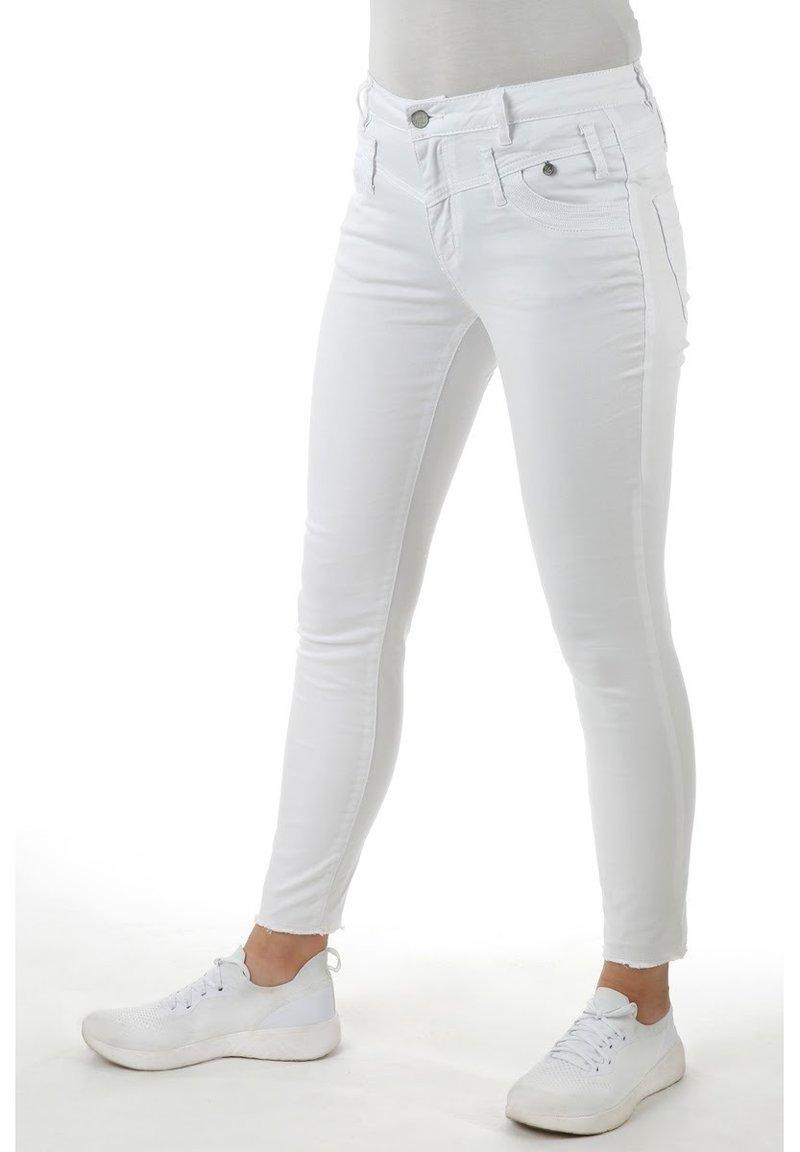 Buena Vista - Jeans Skinny Fit - white