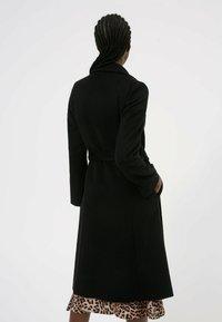 HUGO - MESUA - Klasyczny płaszcz - black - 2