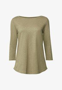 Esprit - Long sleeved top - light khaki - 6