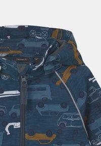 Name it - NMMALFA VINTAGE TRAFIC  - Soft shell jacket - midnight navy - 3