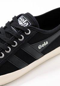 Gola - COASTER - Sneakersy niskie - black/offwhite - 2