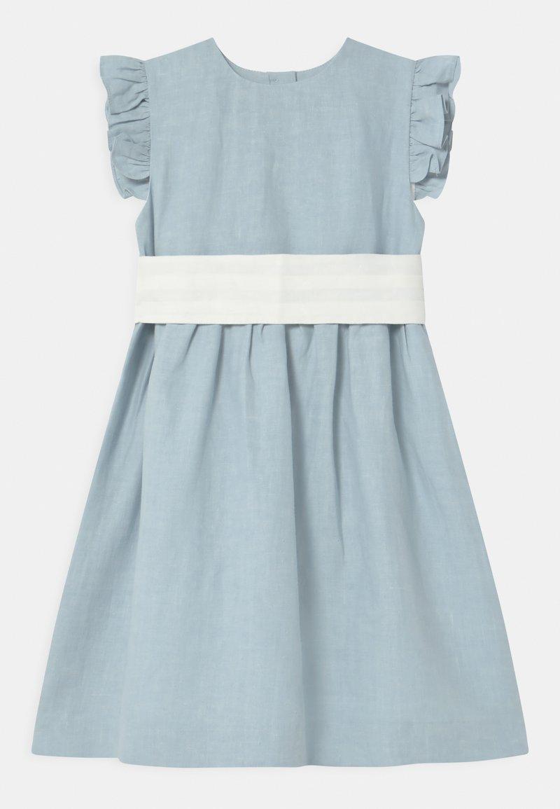 Twin & Chic - PERLA - Shirt dress - blue