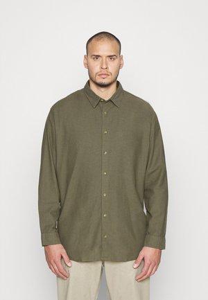 JORLENNY - Shirt - dusty olive/structure