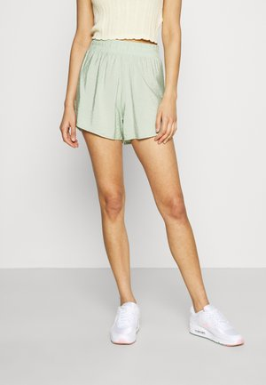 ENCALAMINT  - Shorts - faded green