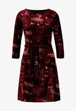 ZOE DRESS CRIMSON - Korte jurk - windsor red