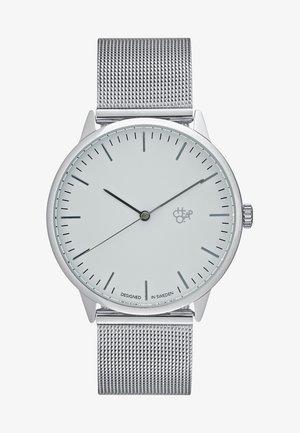 NANDO  - Watch - silver-coloured