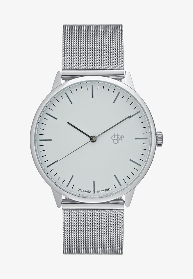 NANDO  - Reloj - silver-coloured